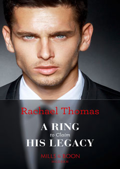 A Ring to Claim His Legacy UK Cover