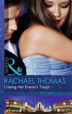 Craving Her Enemy's Touch UK Cover
